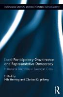 Local Participatory Governance and...