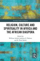 Religion, Culture and Spirituality in...