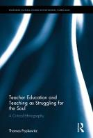 Teacher Education and Teaching as...