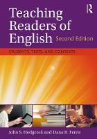 Teaching Readers of English: ...