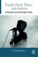 Popular Music Theory and Analysis: A...