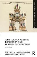 A History of Russian Exposition and...