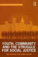 Youth, Community and the Struggle for...