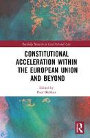 Constitutional Acceleration within ...