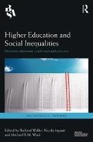 Higher Education and Social...