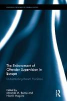 The Enforcement of Offender...