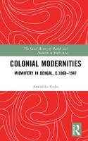 Colonial Modernities: Midwifery in...