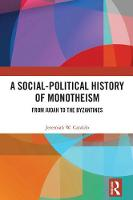 A Social-Political History of...