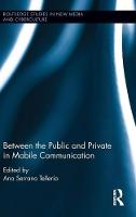 Between the Public and Private in...