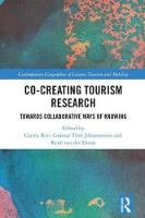 Co-Creating Tourism Research: Towards...