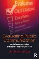 Evaluating Public Communication:...