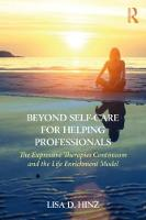 Beyond Self-Care for Helping...