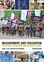 Measurement and Evaluation in ...