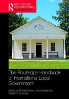 The Routledge Handbook of...