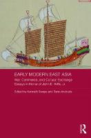 Early Modern East Asia: War, ...
