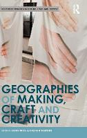 Geographies of Making, Craft and...