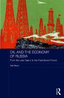 Oil and the Economy of Russia: From...