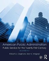 American Public Administration: ...