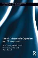 Socially Responsible Capitalism and...