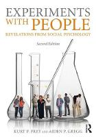 Experiments With People: Revelations...