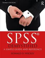 SPSS Demystified: A Simple Guide and...