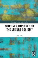 Whatever Happened to the Leisure...