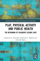 Play, Physical Activity and Public...