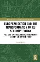 Europeanisation and the ...