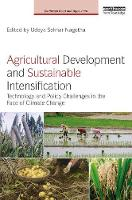 Agricultural Development and...