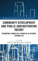 Community Development and Public...