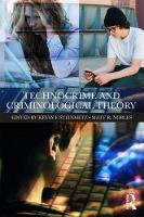 Technocrime and Criminological Theory