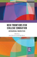 New Frontiers for College Education:...