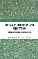 Indian Philosophy and Meditation:...