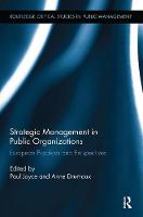 Strategic Management in Public...