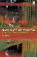 Space, Place and Territory: A ...