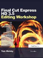 Final Cut Express HD 3.5 Editing...