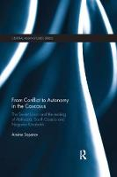 From Conflict to Autonomy in the...