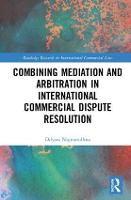 Combining Mediation and Arbitration ...