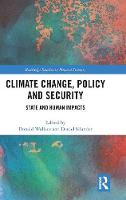 Climate Change, Policy and Security:...