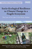Socio-Ecological Resilience to ...