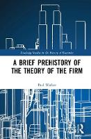 A Brief Prehistory of the Theory of...