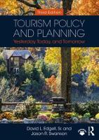 Tourism Policy and Planning:...