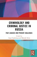 Criminology and Criminal Justice in...