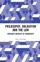 Philosophy, Obligation and the Law:...