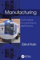 Manufacturing: Mathematical Models,...
