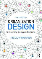 Organization Design: Simplifying...