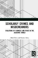 Scholarly Crimes and Misdemeanors:...