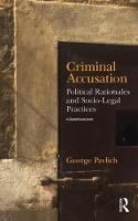 Criminal Accusation: Political...