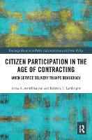 Citizen Participation in the Age of...
