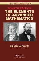 The Elements of Advanced Mathematics,...